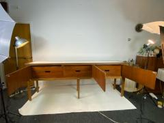 Tommi Parzinger EXCEPTIONAL MID CENTURY BRASS BUTTERFLIES SIDEBOARD - 1197863