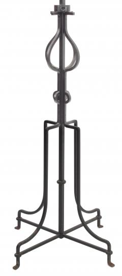 Tommi Parzinger Impressive Wrought Iron Floor Lamp by Tommi Parzinger - 205703