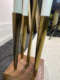 Tommi Parzinger MID CENTURY MODERNIST BRASS LAMPS IN THE MANNER OF TOMMI PARZINGER - 2123046