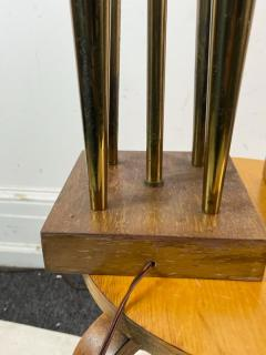 Tommi Parzinger MID CENTURY MODERNIST BRASS LAMPS IN THE MANNER OF TOMMI PARZINGER - 2123049