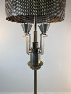 Tommi Parzinger MONUMENTAL ART DECO REVIVAL FLOOR LAMP IN THE MANNER OF TOMMI PARZINGER - 1238390