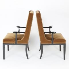 Tommi Parzinger Pair of Aermchairs by Tommi Parzinger for Charak Modern Circa 1940s - 475216