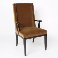 Tommi Parzinger Pair of Aermchairs by Tommi Parzinger for Charak Modern Circa 1940s - 475219