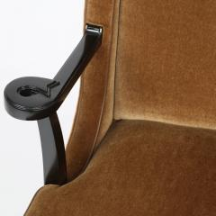 Tommi Parzinger Pair of Aermchairs by Tommi Parzinger for Charak Modern Circa 1940s - 475221