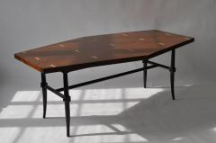 Tommi Parzinger Rare Dining Table by Tommi Parzinger - 354970