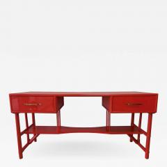 Tommi Parzinger Slender Tommi Parzinger Attributed Desk for Willow and Reed - 610969