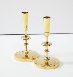 Tommi Parzinger Tommi Parzinger Brass Candlesticks - 1806171