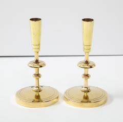 Tommi Parzinger Tommi Parzinger Brass Candlesticks - 1806172
