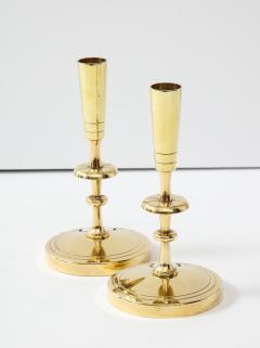 Tommi Parzinger Tommi Parzinger Brass Candlesticks - 1806173