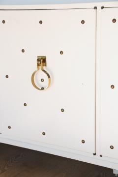 Tommi Parzinger Tommi Parzinger Brass Studded Sideboard - 870098