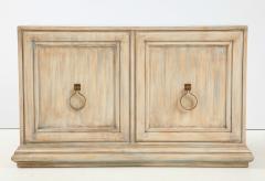 Tommi Parzinger Tommi Parzinger Driftwood Finished Cabinet Console - 1576129