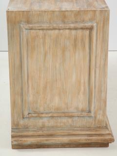 Tommi Parzinger Tommi Parzinger Driftwood Finished Cabinet Console - 1576133