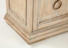 Tommi Parzinger Tommi Parzinger Driftwood Finished Cabinet Console - 1576141