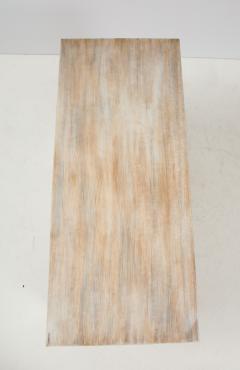 Tommi Parzinger Tommi Parzinger Driftwood Finished Cabinet Console - 1576145