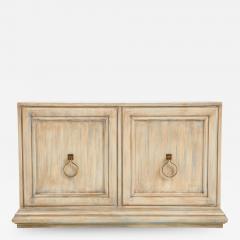 Tommi Parzinger Tommi Parzinger Driftwood Finished Cabinet Console - 1577098