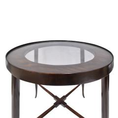 Tommi Parzinger Tommi Parzinger Elegant Side Table With Tapering Legs 1950s - 1423742