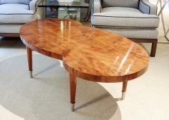 Tommi Parzinger Tommi Parzinger Kidney Shape Coffee Table 1954 331063