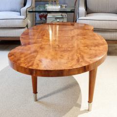 Tommi Parzinger Tommi Parzinger Kidney Shape Coffee Table 1954 331067