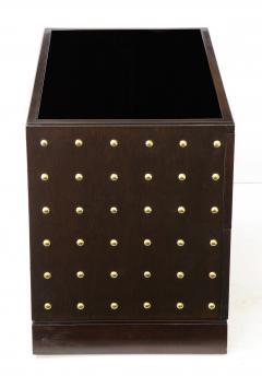 Tommi Parzinger Tommi Parzinger Two Drawer Studded Dresser - 1095499