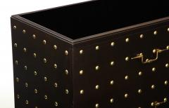 Tommi Parzinger Tommi Parzinger Two Drawer Studded Dresser - 1095502