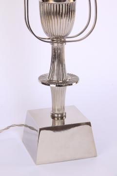 Tommi Parzinger Tommi Parzinger Urn Shaped Table Lamp Circa 1940s - 697696