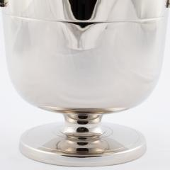 Tommi Parzinger Tommi Parzinger polished nickel ice bucket circa 1950s - 837877