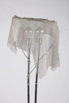 Toni Cordero di Montezemolo Toni Cordero for Arte Medi Chainmail Floor Lamp - 449357