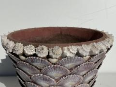 Tony Duquette Grotto Sea Shell Planter - 1810705