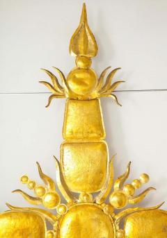 Tony Duquette Tony Duquette Iconic 1980s Golden Sculpture - 1625945