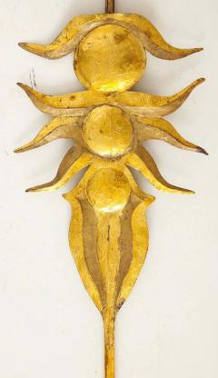 Tony Duquette Tony Duquette Iconic 1980s Golden Sculpture - 1625946