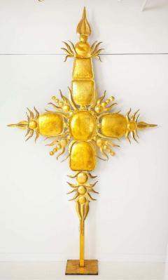 Tony Duquette Tony Duquette Iconic 1980s Golden Sculpture - 1625949
