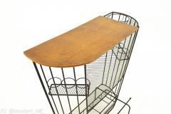 Tony Paul Mid Century Wrought Iron Compact Bar - 1869304
