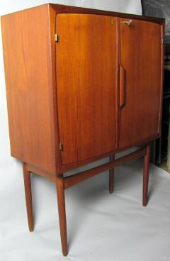 Torbj rn Afdal Liquor Cabinet by Torbjorn Afdal for Mellemstrands M belfabrik Norway circa 1952 - 570572