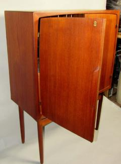 Torbj rn Afdal Liquor Cabinet by Torbjorn Afdal for Mellemstrands M belfabrik Norway circa 1952 - 570573