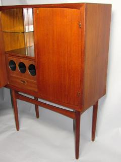 Torbj rn Afdal Liquor Cabinet by Torbjorn Afdal for Mellemstrands M belfabrik Norway circa 1952 - 570574