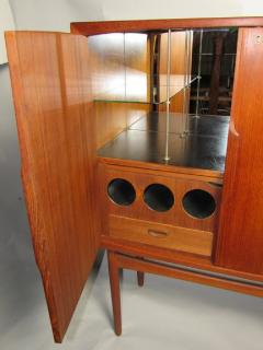 Torbj rn Afdal Liquor Cabinet by Torbjorn Afdal for Mellemstrands M belfabrik Norway circa 1952 - 570577