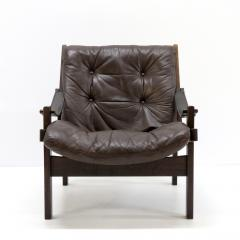 Torbj rn Afdal Pair of Torbj rn Afdal Easy Chairs 1960s - 1069332