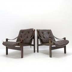 Torbj rn Afdal Pair of Torbj rn Afdal Easy Chairs 1960s - 1069343