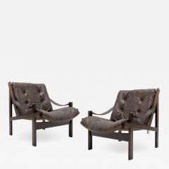 Torbj rn Afdal Pair of Torbj rn Afdal Easy Chairs 1960s - 1132187