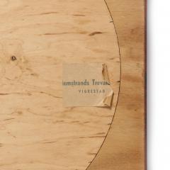 Torbj rn Afdal Rosewood Wall Mirror by Torbj rn Afdal - 614393
