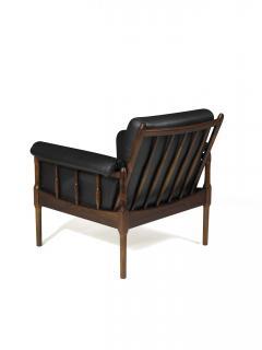 Torbj rn Afdal Torbj rn Afdal Rosewood Lounge Chairs - 990191