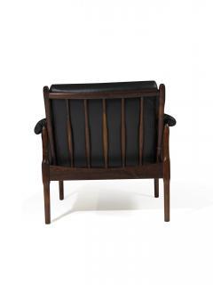Torbj rn Afdal Torbj rn Afdal Rosewood Lounge Chairs - 990194