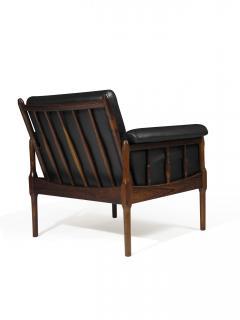 Torbj rn Afdal Torbj rn Afdal Rosewood Lounge Chairs - 990195