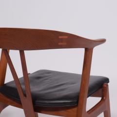 Torbjorn Afdal Pair arm chairs by Torbjorn Afdal for Bruksbo - 1862413
