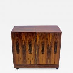 Torbjorn Afdal Scandinavian Modern Bar Cabinet Designed by Torbjorn Afdal - 1146569