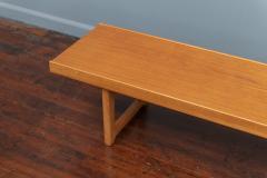 Torbjorn Afdal Torbj rn Afdal Krobo Teak Bench or Coffee Table - 1144580
