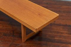 Torbjorn Afdal Torbj rn Afdal Krobo Teak Bench or Coffee Table - 1144583