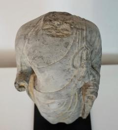 Torso of a Standing Buddha Northern Qi to Sui Dynasty - 1554098