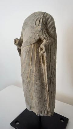 Torso of a Standing Buddha Northern Qi to Sui Dynasty - 1554100