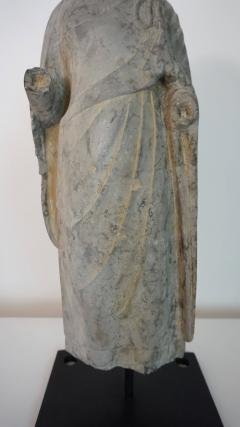 Torso of a Standing Buddha Northern Qi to Sui Dynasty - 1554101
